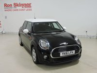 USED 2016 16 MINI HATCH COOPER 1.5 COOPER D 5d 114 BHP with Pepper Pack + Mini Navigation + More (See Stock Comments) with Pepper Pack + Mini Navigation + More