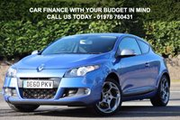 USED 2010 60 RENAULT MEGANE 2.0 GT DCI FAP 3d 160 BHP Service History & 2 Keys Inc
