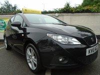2010 SEAT IBIZA 1.4 SPORT 5d 85 BHP £4299.00