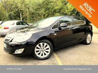 2010 VAUXHALL ASTRA 2.0 SE CDTI 5d 160BHP ONLY 2 FORMER KEEPERS, SERVICE HISTORY  £4690.00