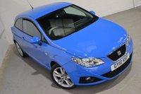 2010 SEAT IBIZA 1.4 SPORT 3d 85 BHP £3700.00