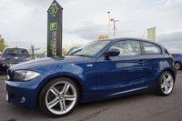 USED 2010 10 BMW 1 SERIES 2.0 116D M SPORT 3d 114 BHP