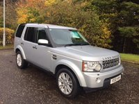 2010 LAND ROVER DISCOVERY 3.0 4 TDV6 HSE 7 SEATS 5d AUTO 245 BHP £16995.00