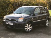 2005 FORD FUSION 1.4 FUSION PLUS 5d 68 BHP £1295.00