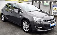 USED 2013 63 VAUXHALL ASTRA 1.6 SRI 5d 113 BHP * FULL HISTORY - LOW TAX GROUP *