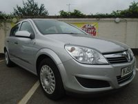 USED 2008 58 VAUXHALL ASTRA 1.4 LIFE 16V 5d 90 BHP GUARANTEED TO BEAT ANY 'WE BUY ANY CAR' VALUATION ON YOUR PART EXCHANGE