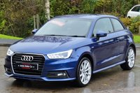USED 2015 65 AUDI A1 1.4 TFSI S-LINE 3d 150 BHP REQUEST YOUR WHATSAPP VIDEO