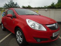 USED 2010 10 VAUXHALL CORSA 1.0 ENERGY ECOFLEX 3d 64 BHP GUARANTEED TO BEAT ANY 'WE BUY ANY CAR' VALUATION ON YOUR PART EXCHANGE