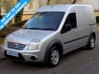 2012 FORD TRANSIT CONNECT LIMITED 1.8 TDCI T230 LWB HIGH ROOF 110 BHP £4995.00
