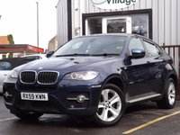 USED 2011 59 BMW X6 3.0 XDRIVE30D 4d AUTO 241 BHP GREAT HISTORY, FANTASTIC CONDITION, AND HIGH SPEC!