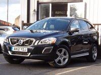 2012 VOLVO XC60 2.4 D3 R-DESIGN AWD 5d AUTO 161 BHP £13995.00