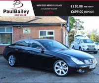 USED 2007 57 MERCEDES-BENZ CLS CLASS 3.0 CLS320 CDI 4d 222 BHP STUNNING CONDITION! BIG SPEC!