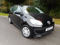 USED 2013 13 VOLKSWAGEN UP 1.0 MOVE UP 3d 59 BHP *INSURANCE GROUP 1 *£20 ROAD TAX*