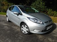 2009 FORD FIESTA 1.2 STYLE PLUS 3d 81 BHP £SOLD