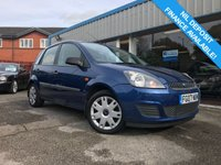 USED 2007 07 FORD FIESTA 1.2 STYLE CLIMATE 16V 5d 78 BHP 1X OWNER LOW MILEAGE! AIR CON