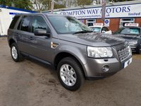 USED 2008 08 LAND ROVER FREELANDER 2.2 TD4 XS 5d AUTO 159 BHP 0% AVAILABLE ON THIS CAR PLEASE CALL 01204 317705