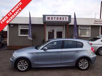 2008 BMW 1 SERIES 2.0 118D ES 5DR HATCHBACK DIESEL £4880.00