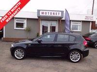 2011 BMW 1 SERIES 2.0 118D M SPORT 5DR DIESEL £6480.00