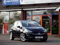 USED 2015 15 VAUXHALL CORSA 1.4 EXCITE AC 5dr