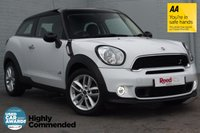 USED 2014 64 MINI MINI PACEMAN 1.6 COOPER S ALL4 3d 184 BHP 1 LADY OWNER + NAV