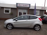 USED 2009 09 FORD FIESTA 1.6 ZETEC S 3DR  ++++SUMMER SALE NOW ON+++