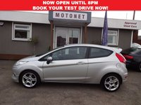 USED 2009 09 FORD FIESTA 1.6 ZETEC S 3DR  *BANK HOLIDAY SALE ENDS MONDAY AT MIDNIGHT*