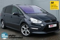 USED 2012 61 FORD S-MAX 2.2 TITANIUM X SPORT TDCI 5d 197 BHP FULL FORD HISTORY + 1 OWNER