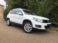 USED 2014 64 VOLKSWAGEN TIGUAN 2.0 MATCH TDI BLUEMOTION TECH 4MOTION DSG 5d AUTO 139 BHP STUNNING TIGUAN, ONLY 55,200 MILES WITH FULL VW SERVICE HISTORY
