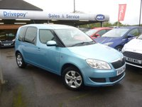 USED 2014 64 SKODA ROOMSTER 1.6 SE TDI CR 5d 105 BHP NEED FINANCE? WE CAN HELP. WE STRIVE FOR 94% ACCEPTANCE
