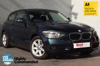 USED 2014 64 BMW 1 SERIES 1.6 114I ES 3d 101 BHP 1 OWNER + FULL BMW HISTORY
