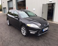 USED 2012 62 FORD MONDEO 2.0 TDCI TITANIUM X 163 BHP THIS VEHICLE IS AT SITE 1 - TO VIEW CALL US ON 01903 892224