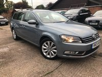 2013 VOLKSWAGEN PASSAT 1.6 HIGHLINE TDI BLUEMOTION TECHNOLOGY 5dr 104 BHP £6400.00