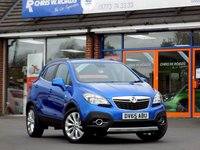 USED 2015 65 VAUXHALL MOKKA 1.7 CDTi SE 5dr AUTO (130) Full Leather *ONLY 9.9% APR with FREE Servicing*