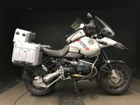 2005 BMW R1150 GS ADVENTURE 2005. RECENT SERVICE. 41K. FULL ALI LUGGAGE. 2 OWNER BIKE. £4300.00
