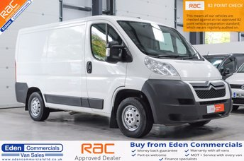 View our CITROEN RELAY