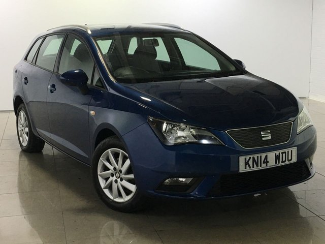 View our 2014 14 SEAT IBIZA 1.2 CR TDI ECOMOTIVE SE 5d 74 BHP