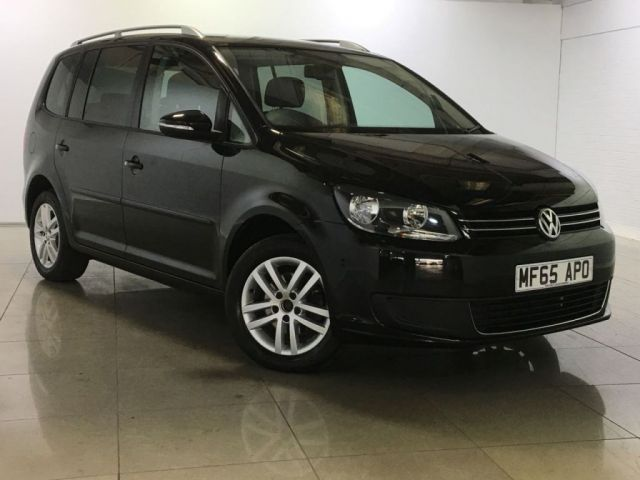 View our 2015 65 VOLKSWAGEN TOURAN 1.6 SE TDI BLUEMOTION TECHNOLOGY 5d 103 BHP