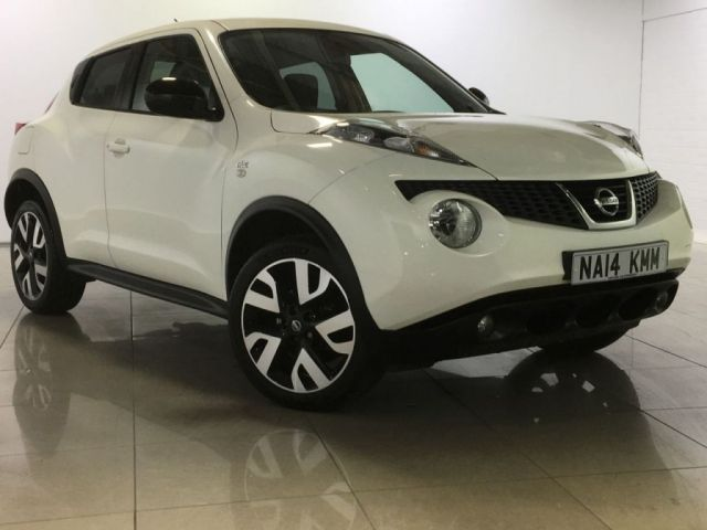 View our 2014 14 NISSAN JUKE 1.6 N-TEC 5d 115 BHP