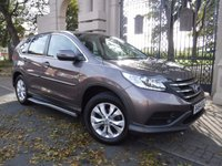 USED 2014 64 HONDA CR-V 1.6 I-DTEC S 5d 118 BHP ****FINANCE ARRANGED***PART EXCHANGE***CRUISE CONTROL***AUTO STOP START***