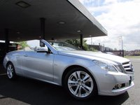 USED 2011 11 MERCEDES-BENZ E CLASS 1.8 E250 CGI BLUEEFFICIENCY S/S SE 2d 204 BHP