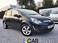 USED 2012 62 VAUXHALL CORSA 1.2 SXI AC 5d 83 BHP 1 PREVIOUS OWNER