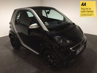 USED 2014 64 SMART FORTWO 1.0 GRANDSTYLE EDITION 2d AUTO 84 BHP FSH-NAV-BLUETOOTH-PANROOF-A/C