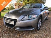 2012 HONDA CR-Z 1.5 I-VTEC IMA SPORT 3d 113 BHP £7250.00