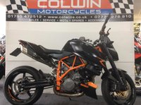 USED 2009 09 KTM 990 SUPERDUKE 1000cc 990 SUPERDUKE R  ONLY 19,000 MILES!!!