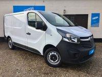 USED 2015 65 VAUXHALL VIVARO 1.6 2700 L1H1 CDTI Panel Van