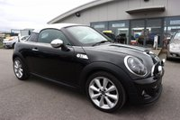 USED 2011 61 MINI COUPE 1.6 COOPER S 2d 181 BHP LOW DEPOSIT OR NO DEPOSIT FINANCE AVAILABLE.