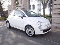 2013 FIAT 500 1.2 LOUNGE 3d 69 BHP £5795.00