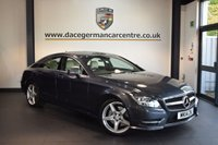 USED 2014 14 MERCEDES-BENZ CLS CLASS 3.0 CLS350 CDI BLUEEFFICIENCY AMG SPORT 4DR AUTO 265 BHP +  FULL CREAM  LEATHER INTERIOR + FULL MERC SERVICE HISTORY + 1 OWNER FROM NEW + SATELLITE NAVIGATION + REVERSE CAMERA + HEATED SEATS + BLUETOOTH + DAB RADIO + CRUISE CONTROL + SUNROOF + MEMORY PACKAGE + PARKING SENSORS + 18 INCH ALLOY WHEELS +