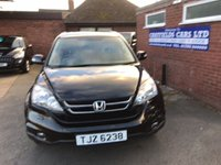 USED 2012 12 HONDA CR-V 2.2 I-DTEC ES-T 5d AUTO 148 BHP ONE OWNER, FULL SERVICE HISTORY, AUTOMATIC