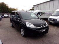USED 2014 64 CITROEN BERLINGO 1.6 750 LX L2 HDI  90 BHP